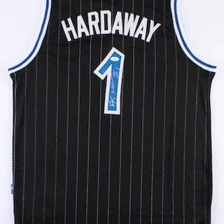 huge selection of aa742 ae3d1 Penny Hardaway Signed Orlando Magic Nike Jersey (JSA COA ...