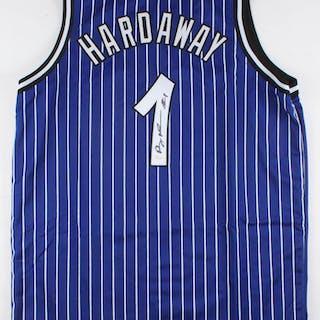 d9b8c8847 Penny Hardaway Signed Orlando Magic Jersey (JSA COA) – Current sales –  Barnebys.com