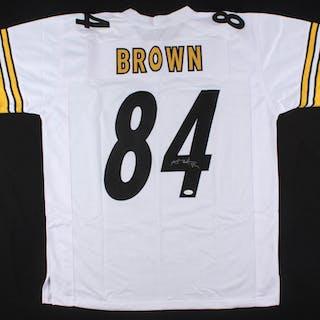 innovative design 2035a 75438 Antonio Brown Signed Pittsburgh Steelers Jersey (JSA COA ...