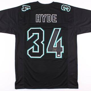 half off 00342 74163 Carlos Hyde Signed Jacksonville Jaguars Jersey (JSA COA ...