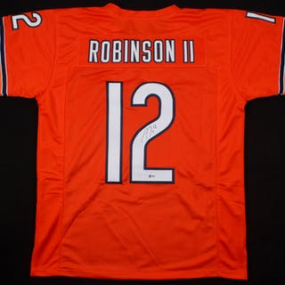 reputable site 3ef99 dc650 Allen Robinson Signed Chicago Bears Jersey (Beckett COA ...