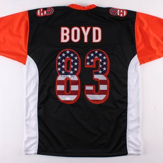 online retailer 4aa9b a7b47 Tyler Boyd Signed Cincinnati Bengals