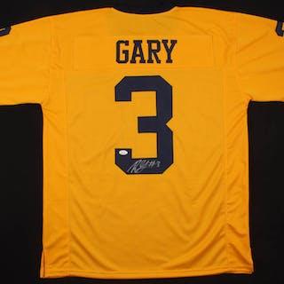 innovative design 6a55b 297f8 Rashan Gary Signed Michigan Wolverines Jersey (JSA COA ...