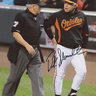 2291bf2d015 Buck Showalter Signed Baltimore Orioles 8x10 Photo (Beckett COA) – Current  sales – Barnebys.com