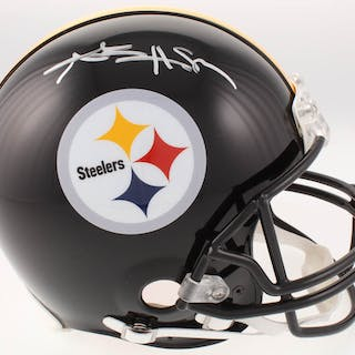 Antonio Brown Signed Pittsburgh Steelers Full-Size Authentic On-Field