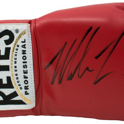 Mike Tyson Signed Cleto Reyes Boxing Glove (JSA COA) | Barnebys
