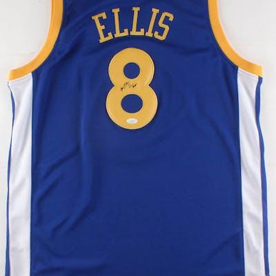 pretty nice e2bb4 97b95 Monta Ellis Signed Golden State Warriors Jersey (JSA COA ...