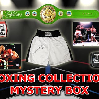 Boxing Collection Mystery Box - Series 1 (Limited to 75) (3 Boxing