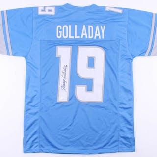 on sale 9691a faffa Kenny Golladay Signed Detroit Lions Jersey (JSA COA ...
