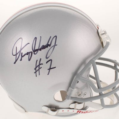 Dwayne Haskins Signed Ohio State Buckeyes Full-Size Authentic On-Field