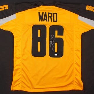 huge discount 39977 1742d Hines Ward Signed