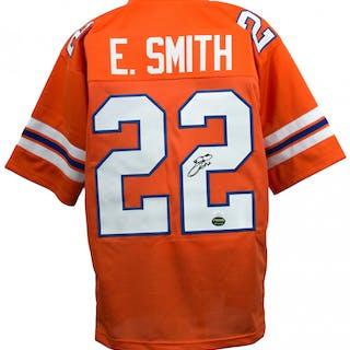 Emmitt Smith Signed Florida Gators Jersey (JSA COA & Prova COA)
