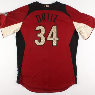 David Ortiz Signed Boston Red Sox 2011 American League All-Star Game