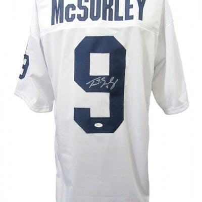 online store a85fc 8d8d6 Trace McSorley Signed Penn State Nittany Lions Jersey (JSA ...