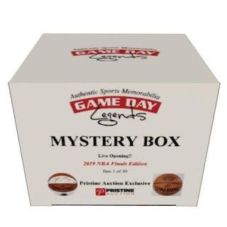 best loved 569a3 b0985 Game Day Legends Mystery Box 2019 NBA Finals Edition - Michael Jordan