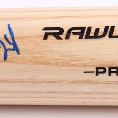 Miguel Cabrera Signed Rawlings Pro Model Baseball Bat (JSA COA)