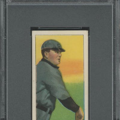 1909-11 T206 #524 Cy Young / Bare Hand Shows (PSA 4)