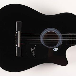 "John Rzeznik Signed 38"" Acoustic Guitar (Beckett COA)"