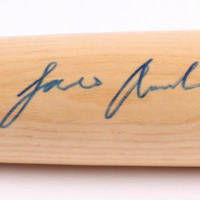Lars Anderson Signed Rawlings Big Stick Pro Baseball Bat (Your Sports