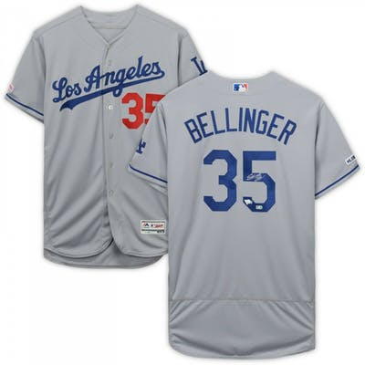newest 978a1 7d873 Cody Bellinger Signed Los Angeles Dodgers Jersey (Fanatics ...