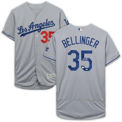 Cody Bellinger Signed Los Angeles Dodgers Jersey (Fanatics Hologram)
