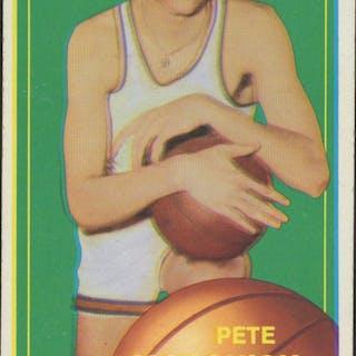 1970-71 Topps #123 Pete Maravich RC