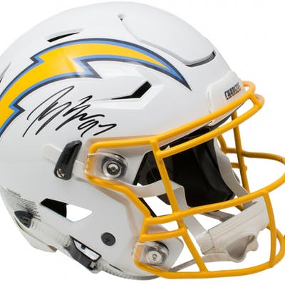 Joey Bosa Signed Los Angeles Chargers Riddell Full-Size Authentic