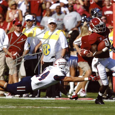 Kenny Bell Signed Alabama Crimson Tide 8x10 Photo (Sports Collectibles