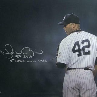 Mariano Rivera Signed New York Yankees 16x20 Limited Edition Photo