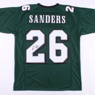 Miles Sanders Signed Jersey (JSA COA)