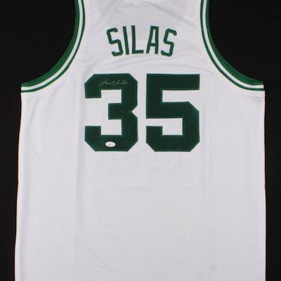 Paul Silas Signed Jersey (JSA COA)