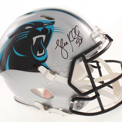 Luke Kuechly Signed Carolina Panthers Full-Size Authentic On-Field