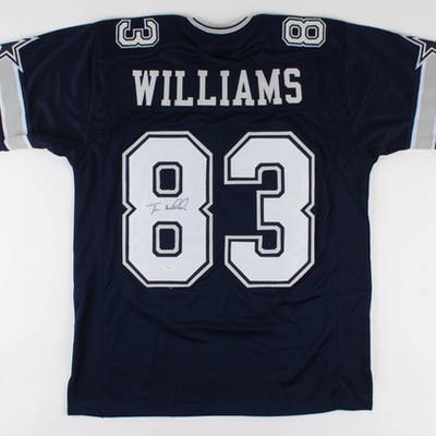 Terrance Williams Signed Jersey (JSA COA)