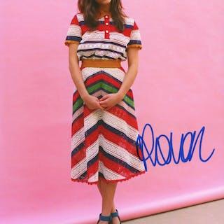 Rowan Blanchard Signed 8x10 Photo (PSA COA)