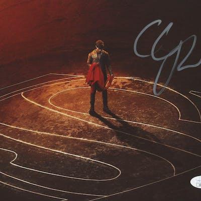 "Cameron Cuffe Signed ""Krypton"" 8x10 Photo (JSA COA)"