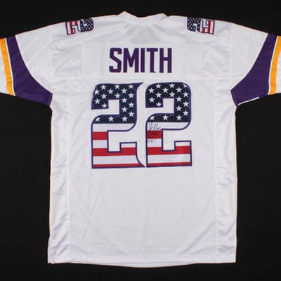Harrison Smith Signed Jersey (TSE COA)