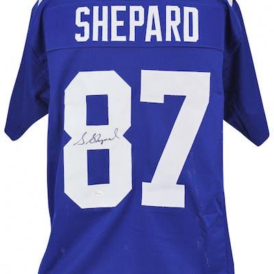 Sterling Shepard Signed Jersey (JSA COA)