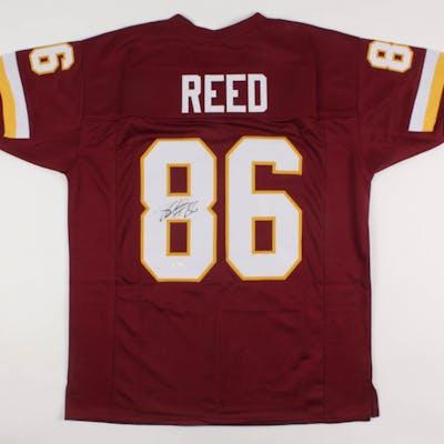 Jordan Reed Signed Jersey (JSA COA)