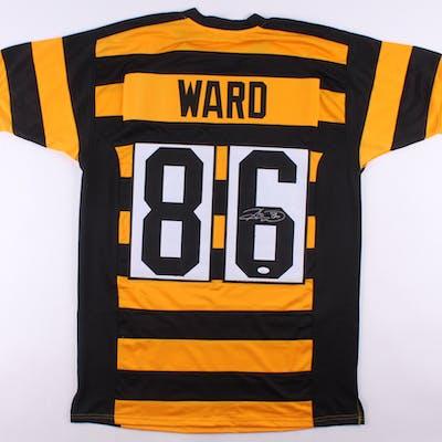 Hines Ward Signed Jersey (JSA COA)