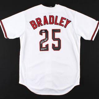 "Archie Bradley Signed Arizona Diamondbacks Jersey Inscribed ""Hollywood"""