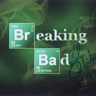 "Bob Odenkirk Signed ""Breaking Bad"" 12x17.75 Photo (Beckett COA)"