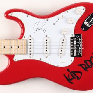 "Kid Rock Signed 38"" Electric Guitar (JSA COA)"