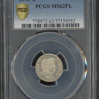 1893-O Barber Dime (PCGS MS 62 PL)