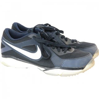 new arrival 6991d 479fb Mark Teixeira Nike Game-Used Cleats (Steiner COA)