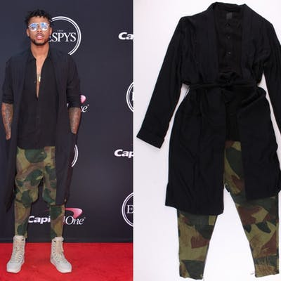 D'Angelo Russell 2017 Espy Awards Event-Worn Wardrobe with Jacket