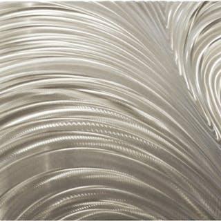 """""""Fusion"""" 60x24x1 Original Metal Art by Nicholas Yust"""