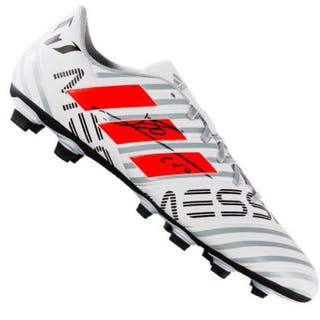 0140ff0bf Lionel Messi Signed Adidas Soccer Cleat (Icons COA)