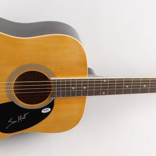 Sam Hunt Signed Full-Size Rogue Acoustic Guitar (PSA COA)