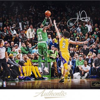 "Kyrie Irving Signed Celtics ""Separation"" 16x20 Limited Edition Photo"