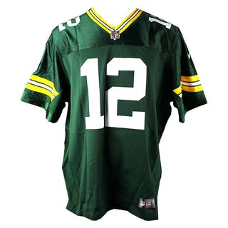 reputable site d6c8d 30508 Aaron Rodgers Signed Packers Jersey (Steiner COA) – Current ...